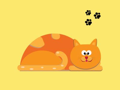 Cat cats cat animals vectorart illustration vector illustration vector vector art illustrator graphicdesign drawing art