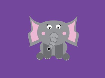 Elephant elephant creative animals vector vectorworks vector illustration illustrator vector art art illustration graphicdesign