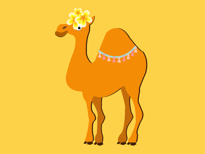 Camel drawing camel animals dribbble creative vectorart vector vectorworks vector illustration vector art illustrator illustration graphicdesign art