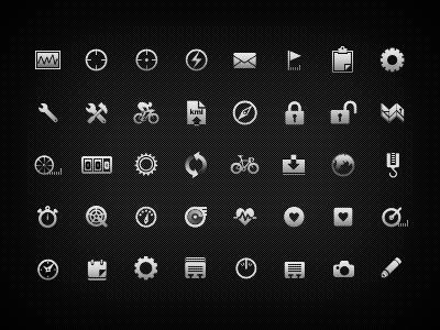Soneru Icon icons iphone app icon design interface
