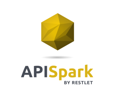 APISpark logo illustration api logo