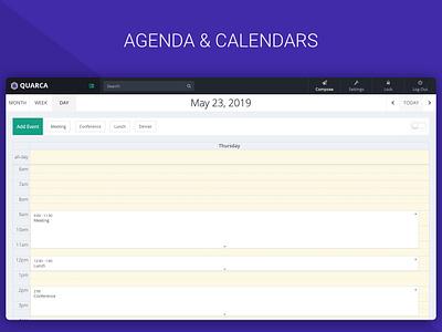 Quarca - Bootstrap Dashboard Template calendar app profile ui framework less jquery javascript css3 html 5 html ui kit drag drop resize bootstrap admin dashboard dashboard admin template admin web application front-end