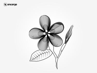Flower Tattoo Art vector art vectorart vector illustration vector flower tattoo tattoo design tattoo art tattoos tattoo flower art illustration art graphic design graphicdesign flower flower illustration illustration