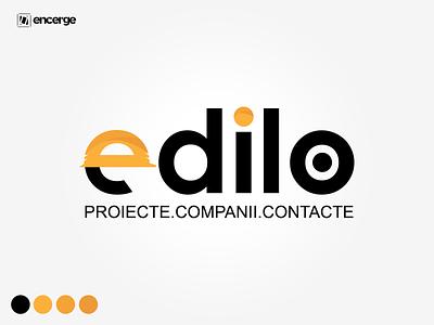 Edilo Logo brand identity vector design graphicdesign illustration brand design branding and identity branding logo design logodesign logo