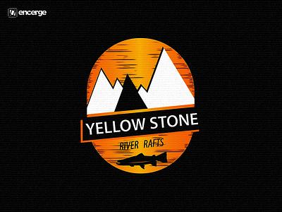 YellowStone Logo graphic design vector brand designer brand identity brand design branding graphicdesign design illustration logo design logodesign logo