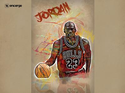 Jordan graffiti Poster graphic design graphicdesign design graffiti digital poster graffiti poster jordan poster jordan
