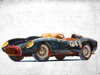 Ferrari Collage