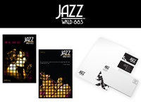 Jazz Radio Station Branding - Student Work