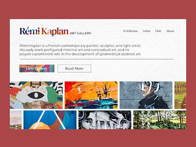 Rémi Kaplan uiuxdesign webdesign ui ux
