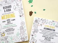 Richard & Hiba The Wedding...