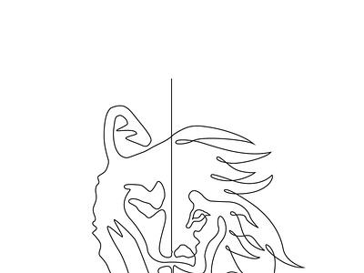 I will design simple line art logo line art logo branding typography design lineart logo one line art bestgraphicdesigner bestdesigner illustration