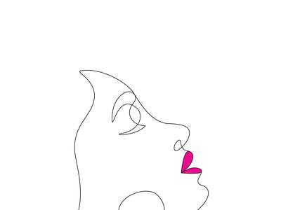 I will design simple line art logo branding typography logo design one line art lineart bestgraphicdesigner bestdesigner vector illustration