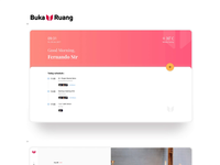 Book your meeting room, easily — BukaRuang