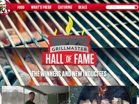 KFC Grillmaster HOF