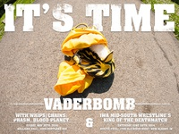 Vaderbomb Poster