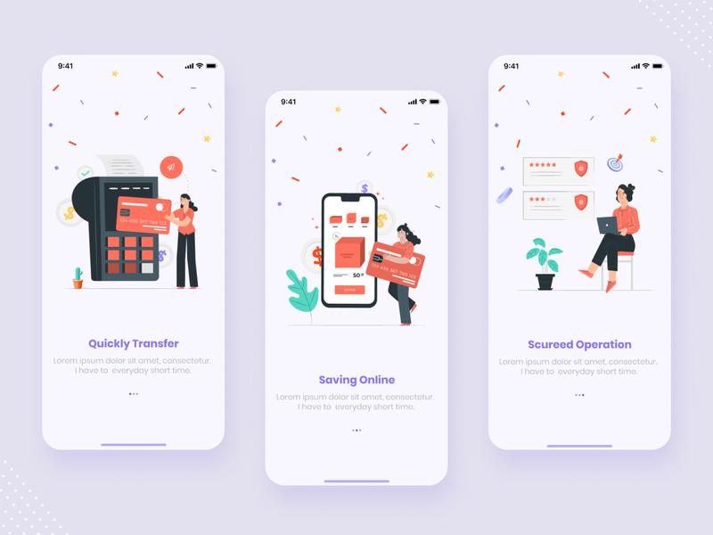 Appco - Banking App app design bank mobile app design mobile ui finance app finance banking ux ui clean ui design dribbble banking app