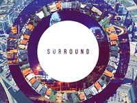 Surround Series Graphic