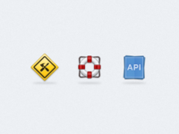 Smaller Icons
