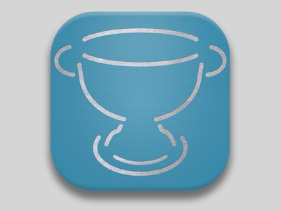 GAA app icon icon ios cup