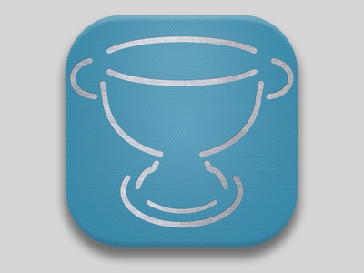 GAA app icon icon ios cup