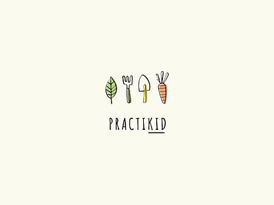 PractiKid logo WIP