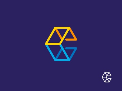 Construction C design branding vector mark logo