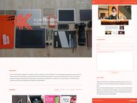 Portfolio site for Kyle Plaskon