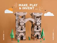 Hello toys - magic castle
