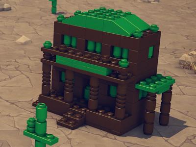 bwc web app 3d lego