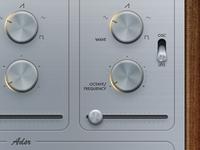 76 Synthesizer - Titanium