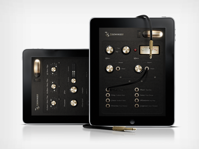 76 Synthesizer iPad synth music instrument ipad iphone app application