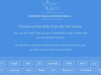 Fun with onboarding... onboarding