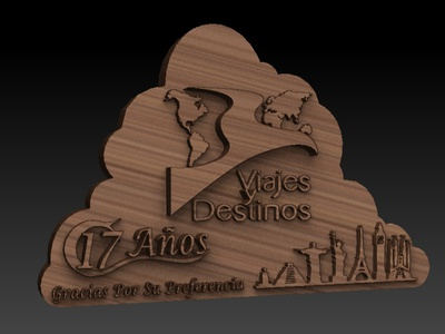 Paperweight for 3D Print minimal typography branding illustration logodesign icon vector logo design