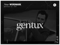 Gentux wordmark
