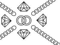 Jewellery pattern