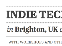 Indie Tech Summit