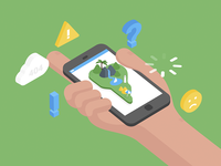 Mobile experience on travel sites