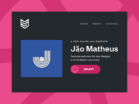 Dribbble Invitation Winner