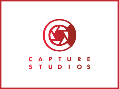 Capture Studios - Photographer Logo - DLC:007 pharaoh studio logo studios photo logo photographer logo photography logo photography brand identity typography branding vector challenge dailylogochallenge dailylogo design logo brand brand and identity