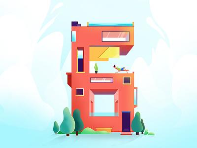 Creation——Six illustration