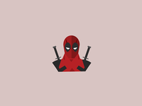 Deadpool Illustration