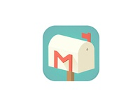 Gmail Flat icon