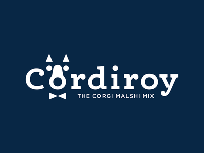 Cordiroy the Corgi Logo, Feedback Please!