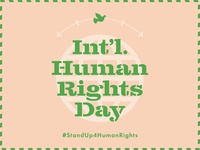 Int'l. Human Rights Day