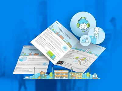 Ting brand telecom wireless communications tech blue print design brand design