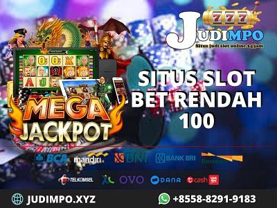 Situs Slot Bet Rendah 100 By Judi Mpo Slot Terbaru On Dribbble
