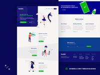 Handel - Creative Agency - UI/UX