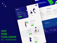 #2019WebChallenge - Projeto 2