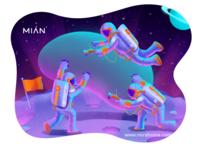 Mian Spaceman