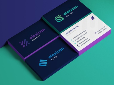 Elexicon Branding logo design logos brand identity logo branding